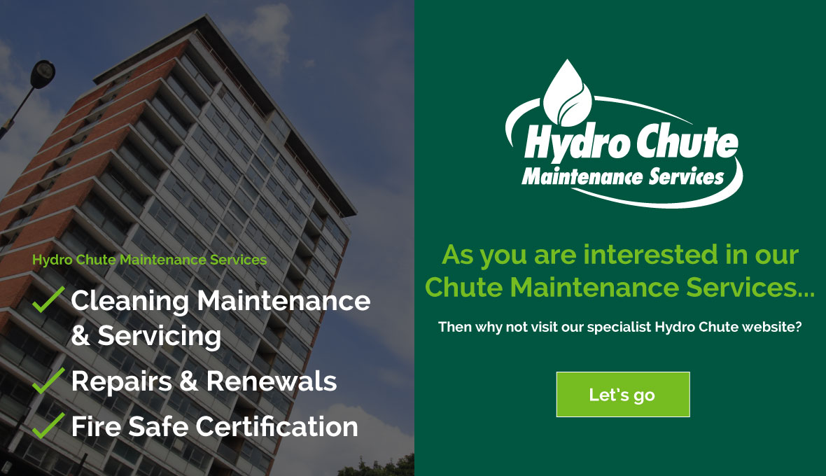 Hydro Chute Maintenance Services - Let's Go